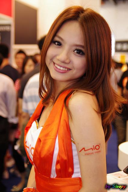 我是愛拍照宅男-2011台北電腦應用展