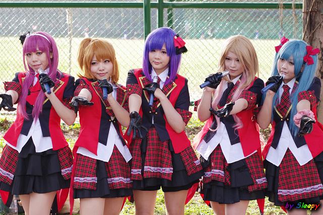 CWT32台大Cosplay Day1照片 :)